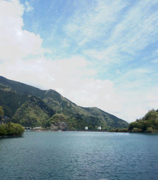 『街で発見!』東京で一番広いまちには、東京の水が貯まっていた。[西多摩郡奥多摩町]
