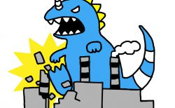 名作おすすめ映画。超緊急事態に即防衛出動?!莫大な経済的損失を伴う国家と生物の攻防・シン・ゴジラ