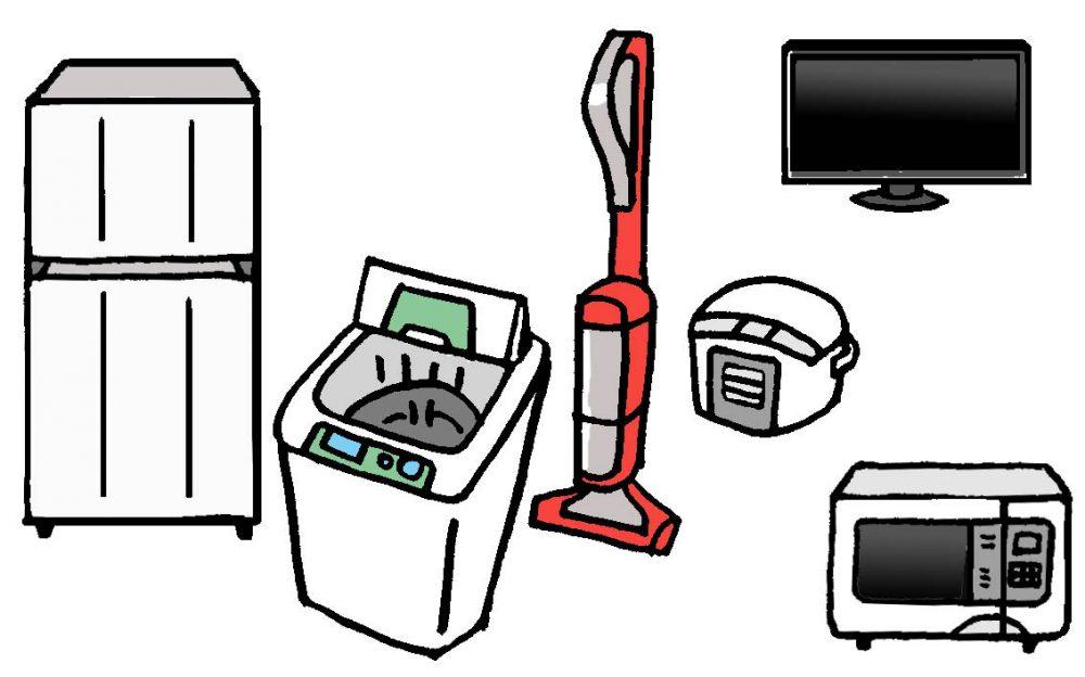 【引越不要品】大型家電・寝具を〈廃品回収業者〉に頼んで大失敗!の体験談