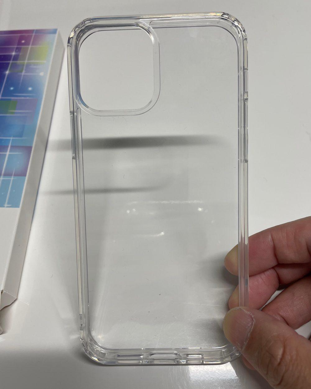【iPhoneケースいらない派の必殺技】12/12Pro・格安TPU&PCケース。フィルム製「Wrapsol」じゃ不安な人へ